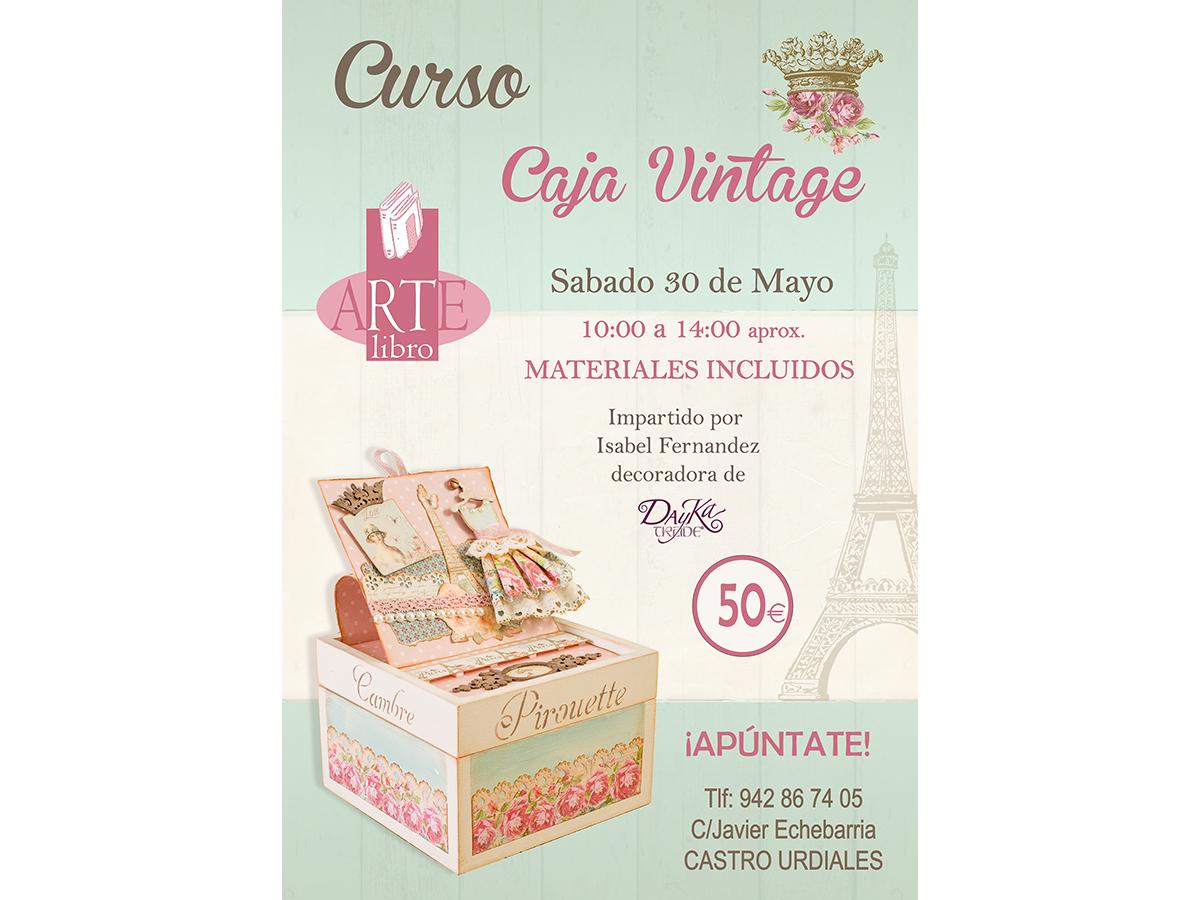 Curso Caja Vintage