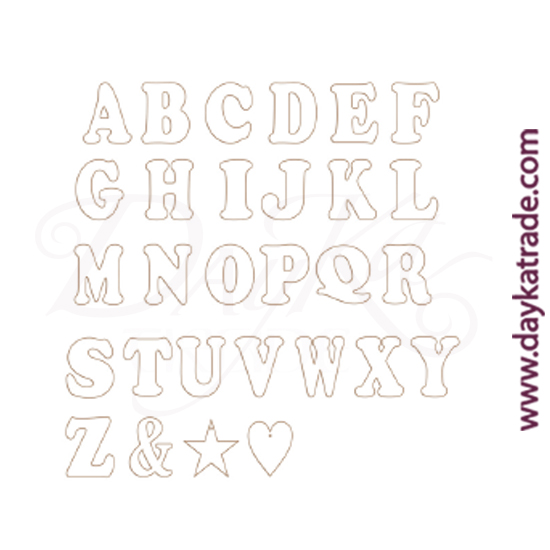 Blc 46 letras abecedario infantil tablero blanco dayka trade - Tablero blanco ...