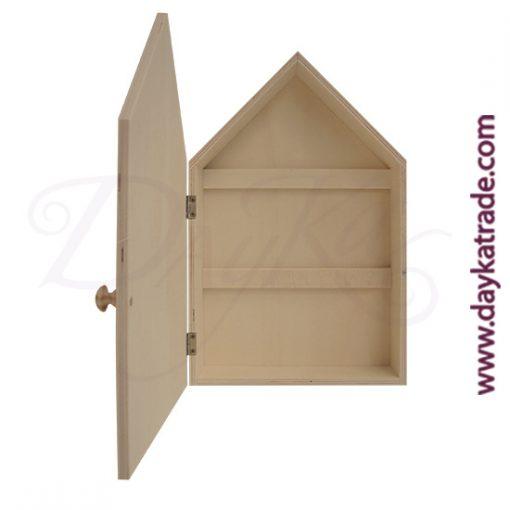 Cuelga llaves casita con puerta