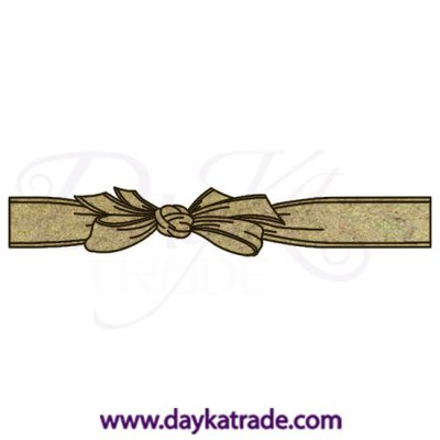 Lazo decorativo en DM de Dayka Trade, disponible en varios tamaños