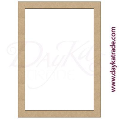 Marquito rectangular en DM de Dayka Trade
