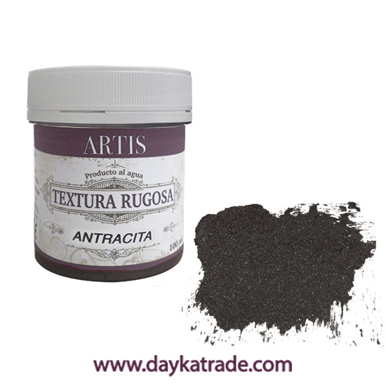 0807043 Textura rugosa Antracita de Dayka Trade