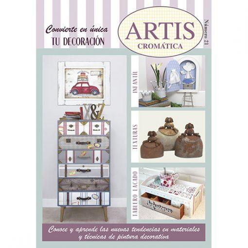 Revista Artis 21_ Convierte en única tu decoración