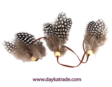 22-7052-000 Pack de plumas con bolitas con bolitas