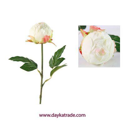 115.7733846 Flor blanca y rosa