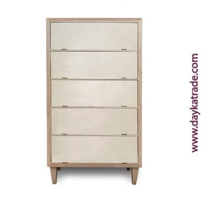 Mueble zapatero 5 cajones madera - Manualidades Dayka