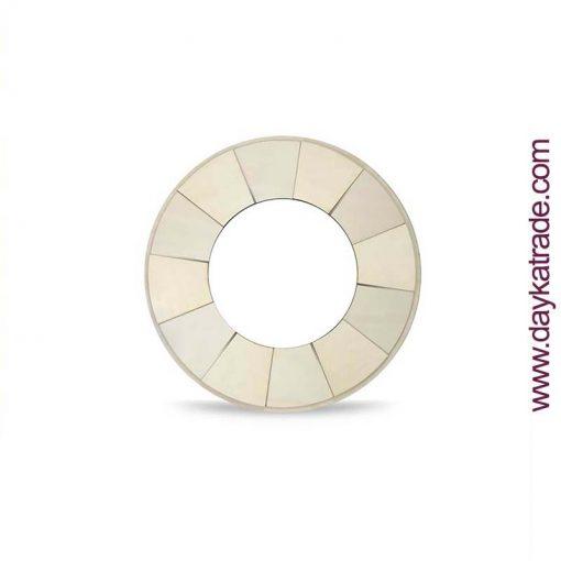 Espejo circular DIY Dayka